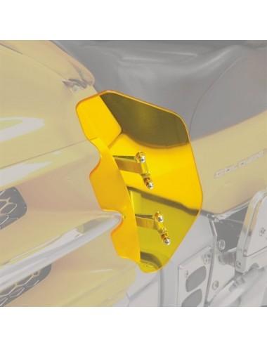 Větrný štít žlutý Honda GL1800