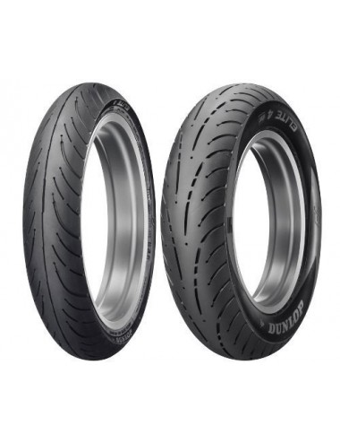 Zadní pneumatika Dunlop...