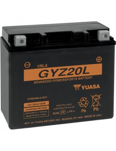 Akumulátor Yuasa Battery...