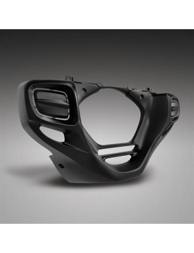 Přední černá maska Honda...
