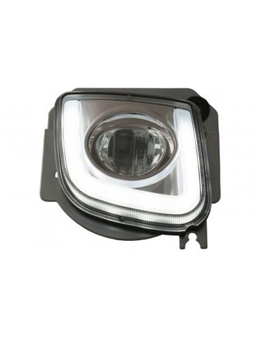 Přídavná LED světla Honda...