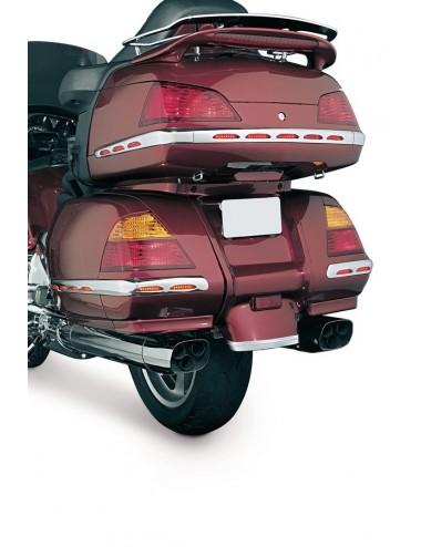 Osvětlené lišty kufrů Honda...