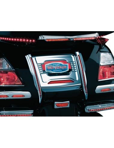 LED osvětlení na zadní...