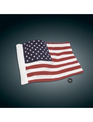 Americká vlajka Honda GL1800