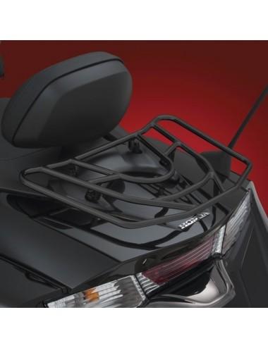 Černý nosič zavazadel Honda...