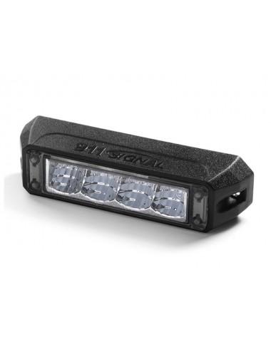 LED maják C4 bílý