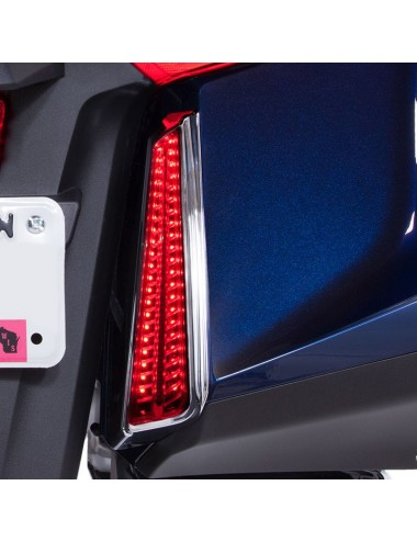 LED koncové světlo na kufr...