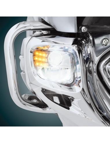 LED přídavná světla...