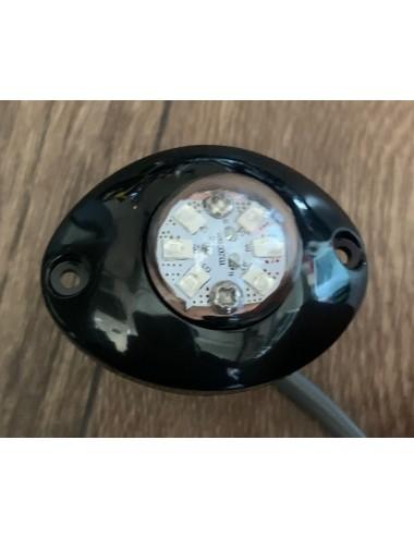 LED stroboskop S200, červený