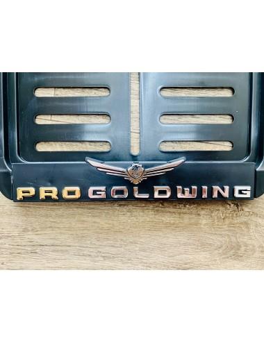 ProGoldwing rámeček pod SPZ...